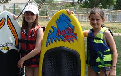 Курс по водни спортове