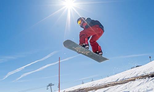 сноуборд училище